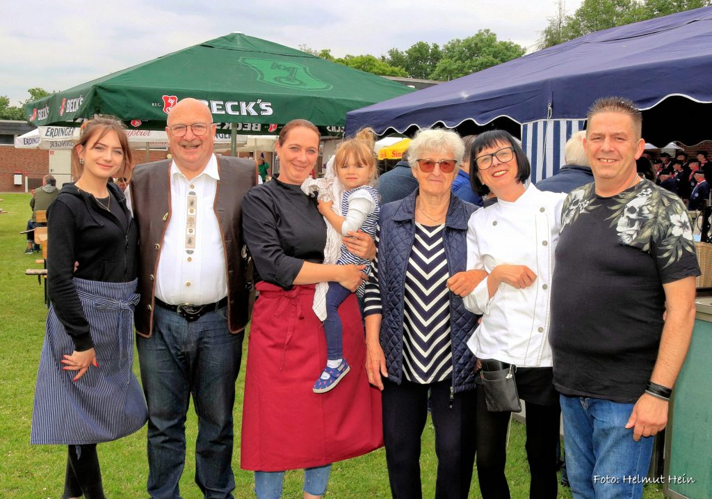 Familie Petra & Uwe Bielefeld